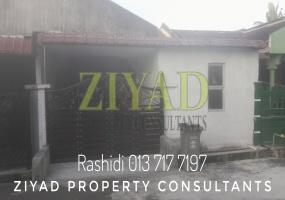 Kluang,Johor,Malaysia,3 Bedrooms Bedrooms,2 BathroomsBathrooms,Terrace/Link House,1117
